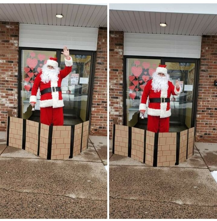 Santa is coming to Enfield