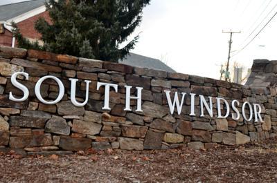 file South Windsor sign