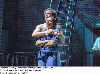 STAGE REVIEW: Frankie and Johnny in the Claire de Lune