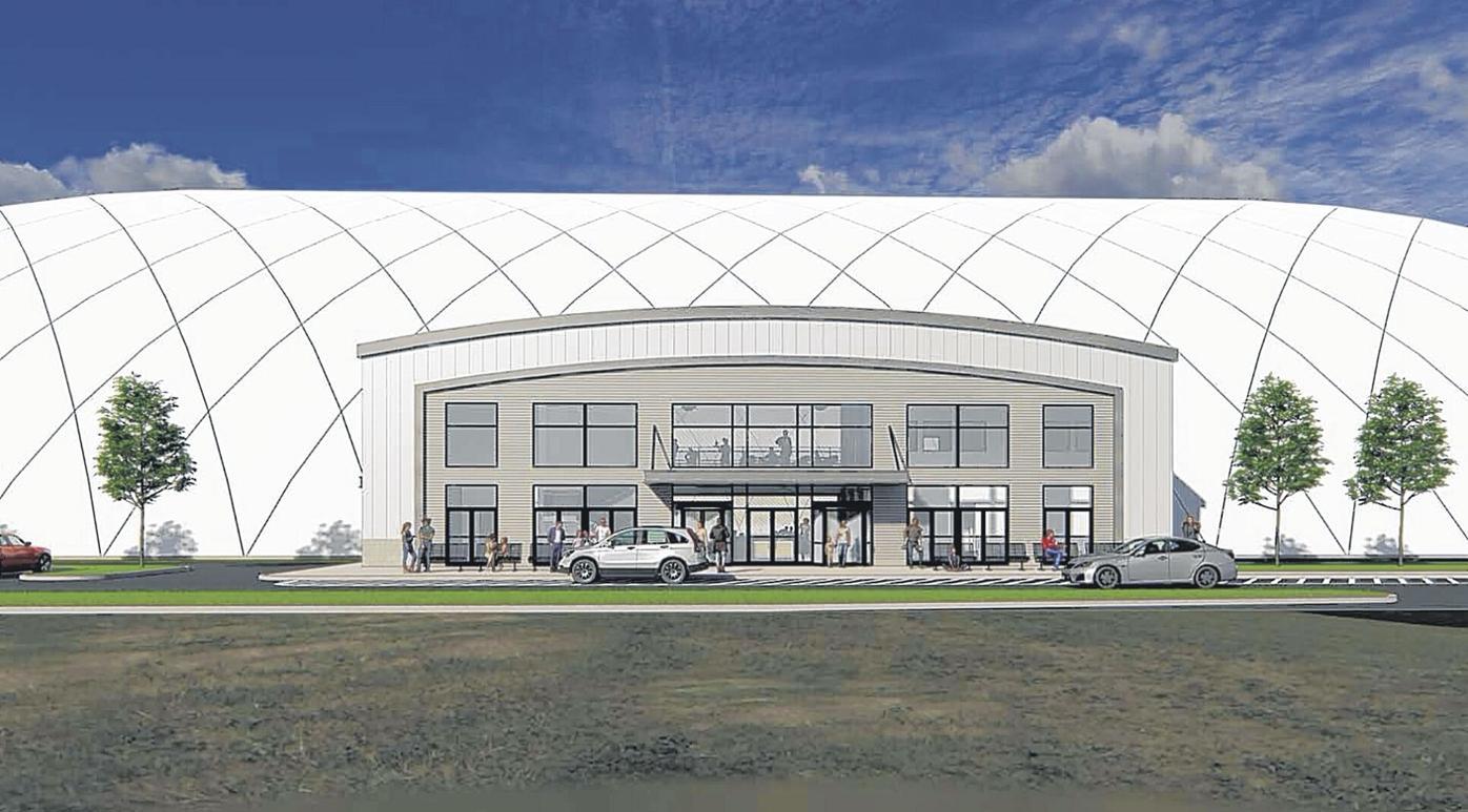 Windsor sports dome