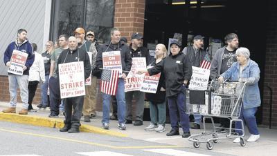 Stop & Shop on strike
