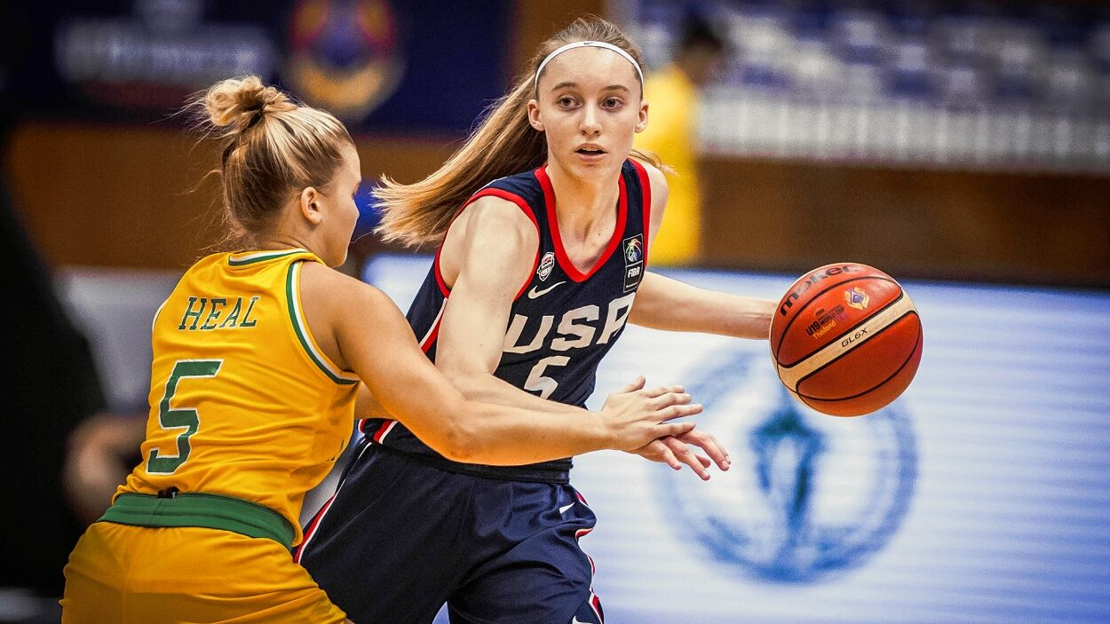 Top recruit Paige Bueckers gets to work in Storrs | UConn Women's  Basketball | journalinquirer.com
