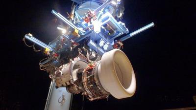 Geared Turbofan engine