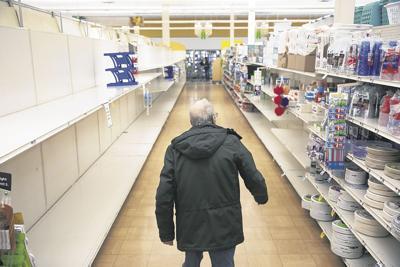 Virus Outbreak Senior Shopping Hours