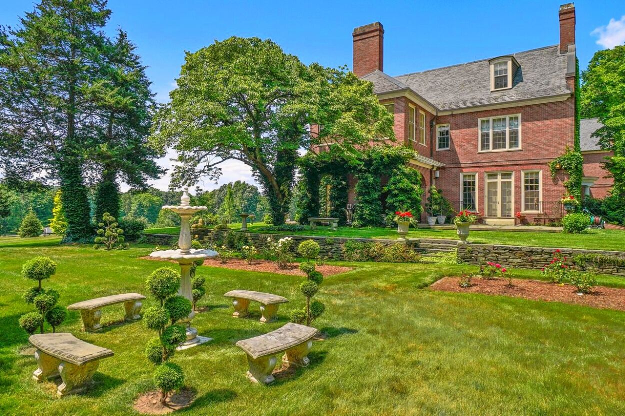 Philip Cheney mansion