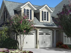 How a garage door can improve the appearance of your home's exterior