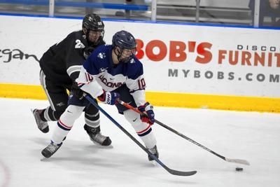 UConn Providence Hockey
