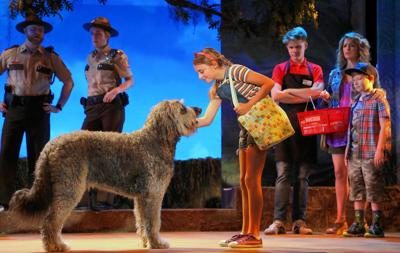STAGE REVIEW: Because of Winn Dixie