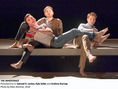 Stage review  'The Inheritance' beautifully written, but takes too long to tell