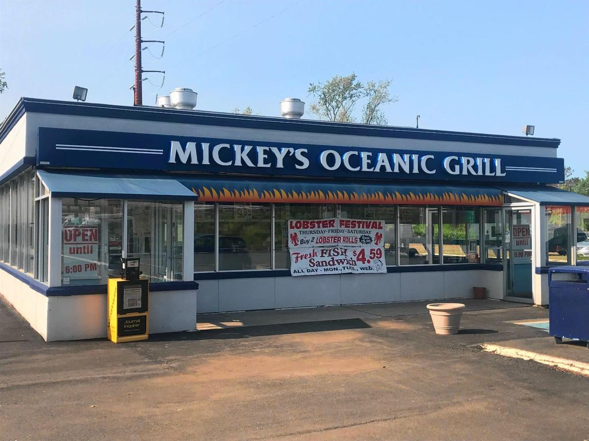Mickey S Oceanic Grill Still Going Strong After 70 Years In