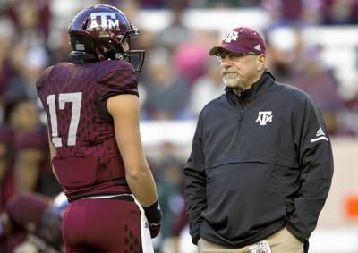 Mississippi State Texas A M Football