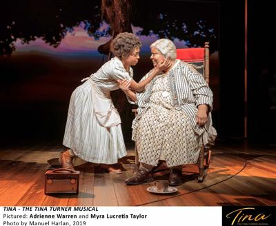 STAGE REVIEW: 'Tina' is a little long, but has its moments, especially the vocal performances