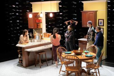 """""""The Who and the What"""" at TheaterWorks Hartford"""