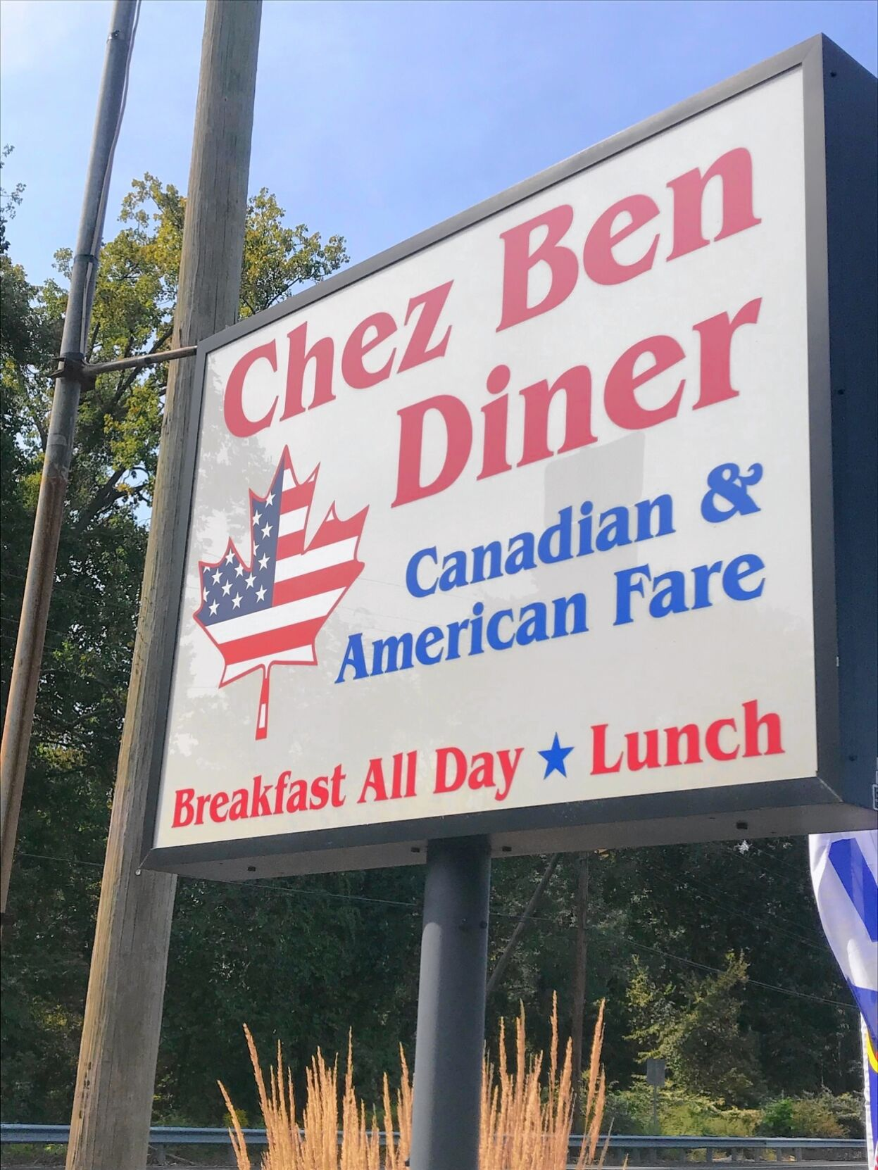 French-Canadian cuisine rules at Chez Ben