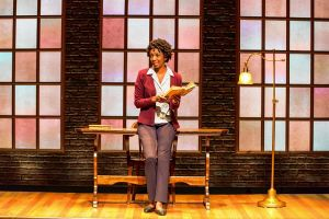 STAGE REVIEW: 'Feeding the Dragon'
