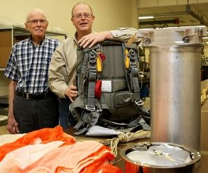 South Windsor company is a parachute pioneer