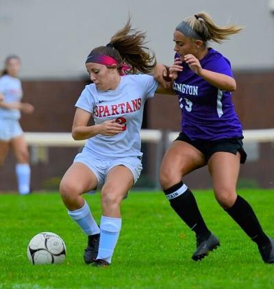 Ellington tops Somers in NCCC girls soccer showdown