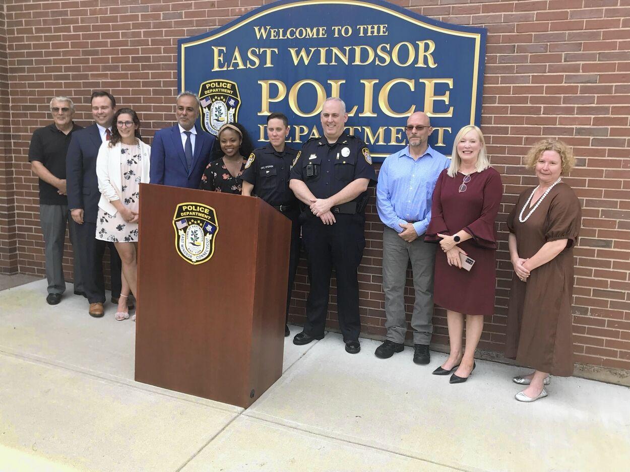 East Windsor police program