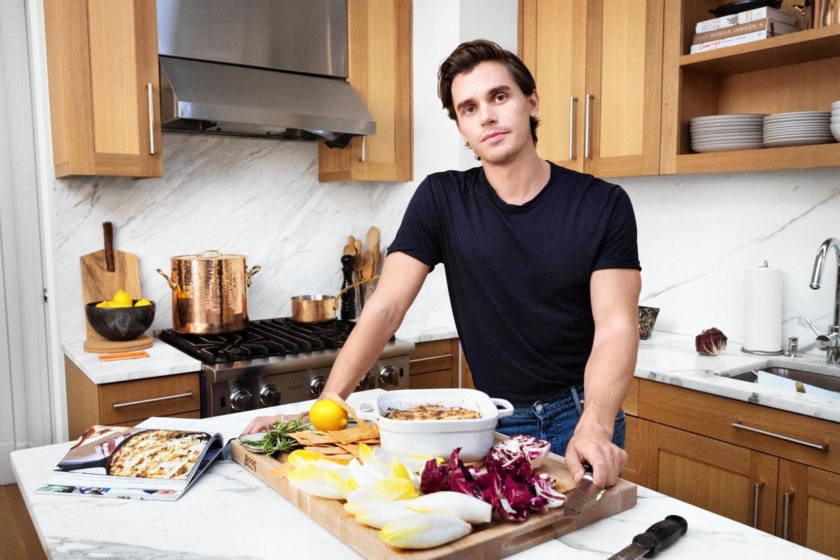 Antoni Porowski's new cookbook