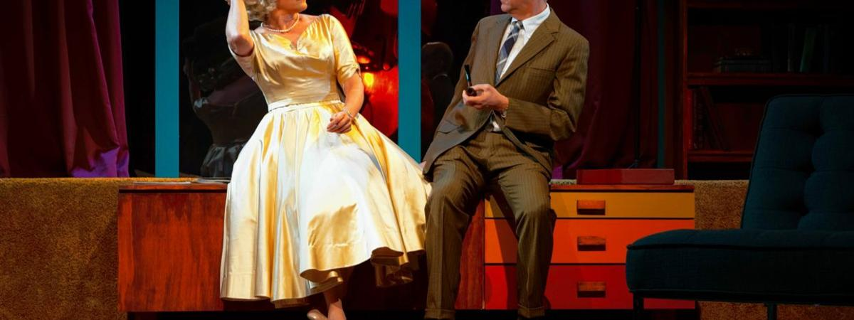 STAGE REVIEW: Haefner gives stellar performance in the excellent 'Tenderly'