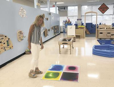 Enfield's new STEAM play lab for Pre-K students gets high marks from Courtney