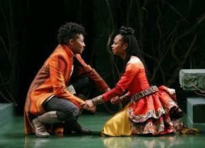 Stage review: Cymbeline