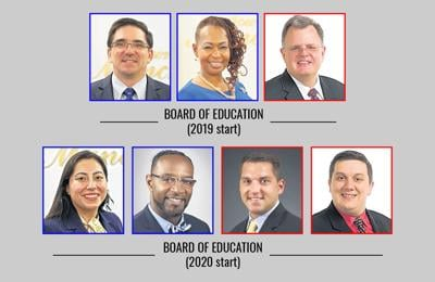 Manchester Board of Education 2019 Candidates