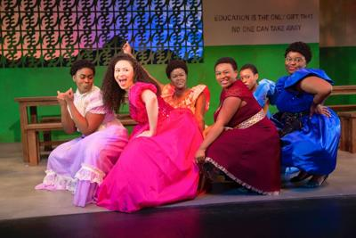 'School Girls: Or, the African Mean Girls Play'