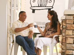 What stays? What goes? Tips for newlyweds moving in