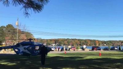 Three injured in boating accident