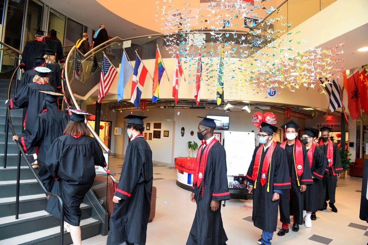 CBIA graduation