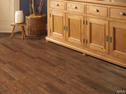 Today's laminate floors - a 'real' wood alternative