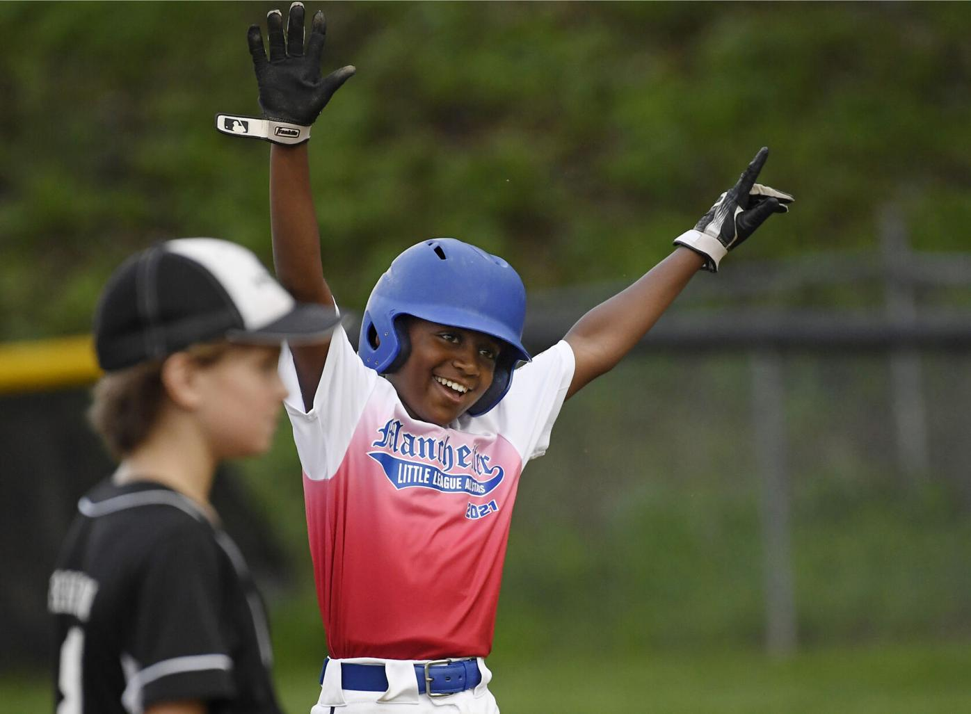 Manchester vs. Coventry in U11 Little League Sectional championship,