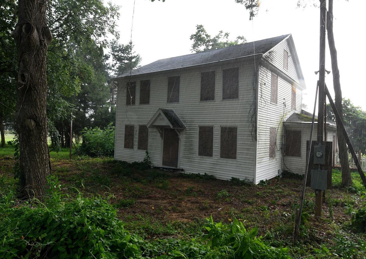 Priest farmhouse