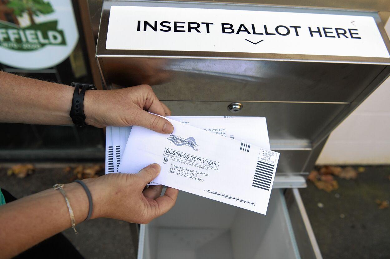 Absentee ballot applications