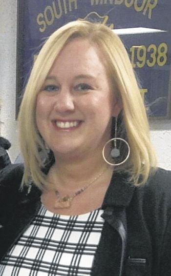 Sarah Muska, East Windsor Finance Board member