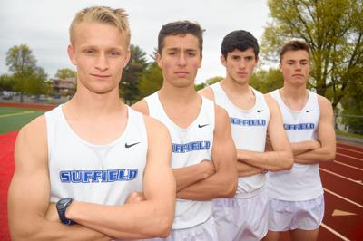 Suffield High Track