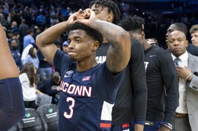 UConn Villnova Basketball
