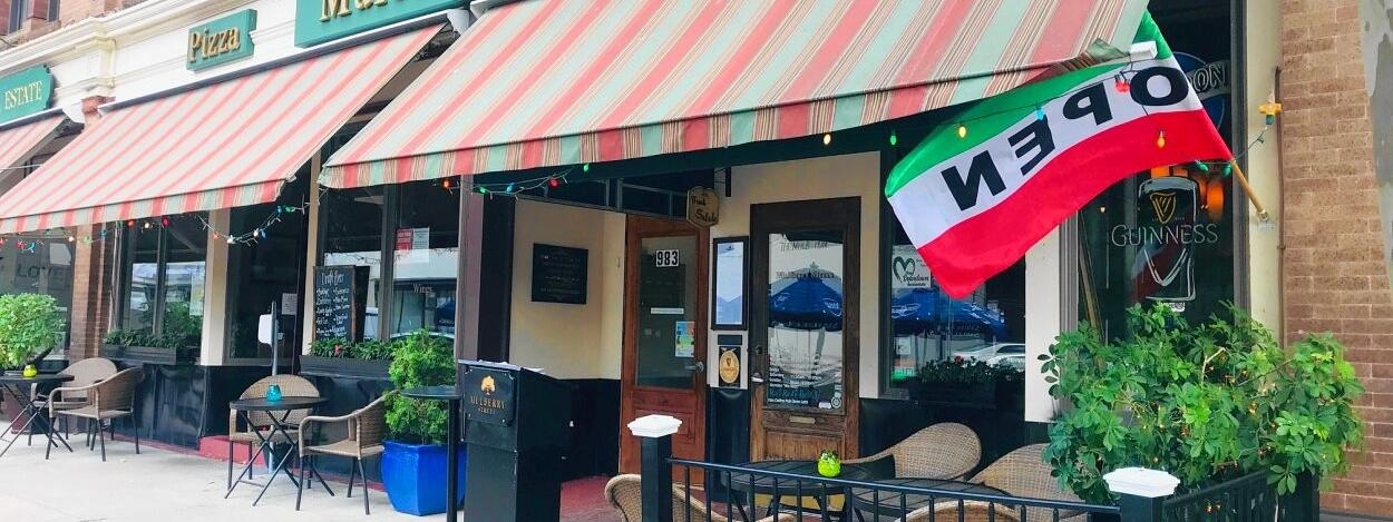 Mulberry Street builds its reputation on pizza