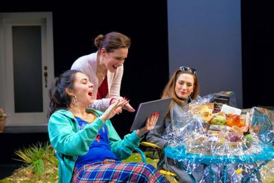 Stage review:  Hartford Stage's 'Cry it Out' just surface-level drama