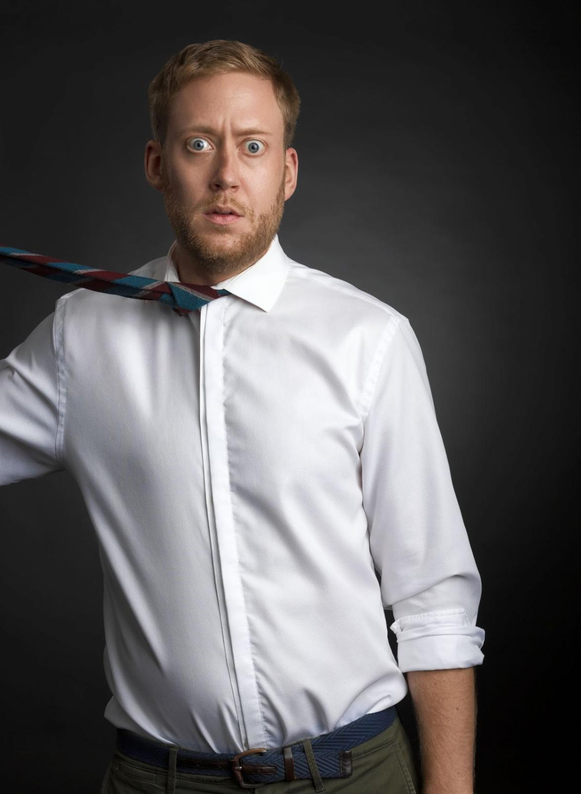 Laughing at Death: Tolland native putting his stamp on the national comedy stage