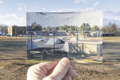 ed121852 Skate fans want new park; Manchester replacing demolished skate park with  cricket field, green space