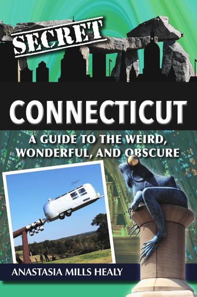 """""""Secret Connecticut"""" cover"""