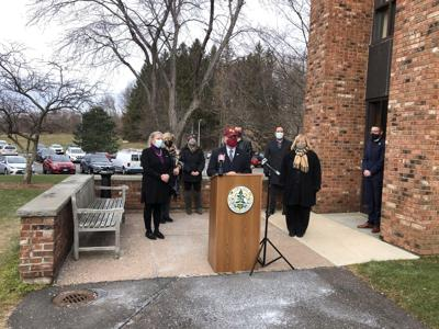 South Windsor Town Council press conference