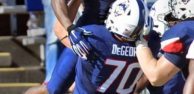 DeGeorge transferring to Louisville