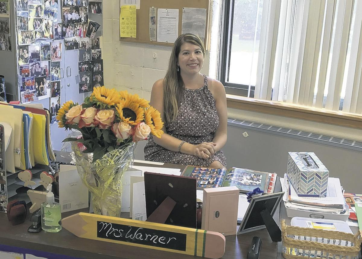 Bolton teacher of the year keeps lessons fresh