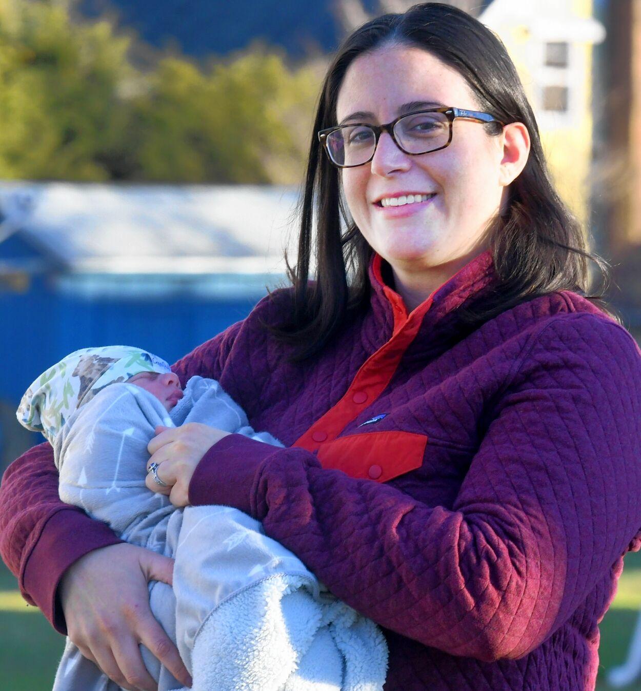 Carolyn Woodaman COVID and babies