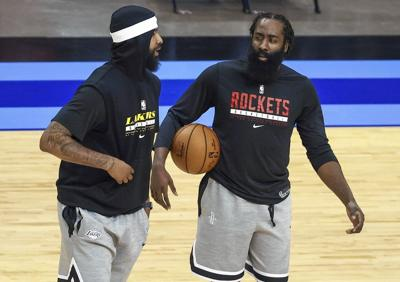 Harden traded to Nets