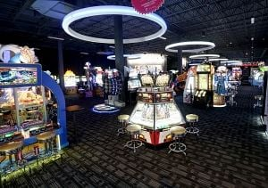 Pic ledise dave and buster adult arcade racist rusian