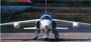 Foley's jet